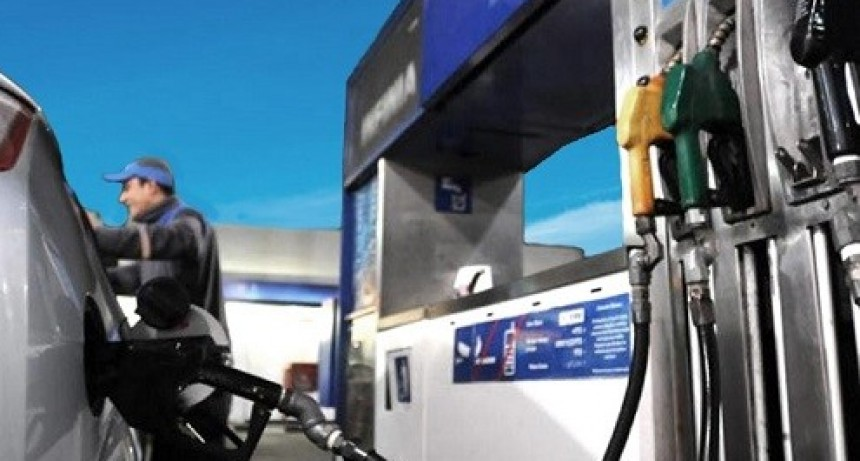 YPF subió un 2,5% los precios de los combustibles