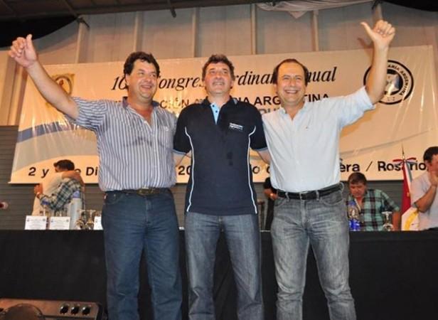 Tras 14 años de mandato de Buzzi, Federación Agraria eligió un nuevo presidente
