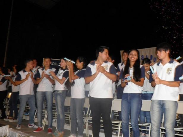 Con gran asistencia de público se realizó la Colación de la Escuela Nº2 José Manuel Estrada