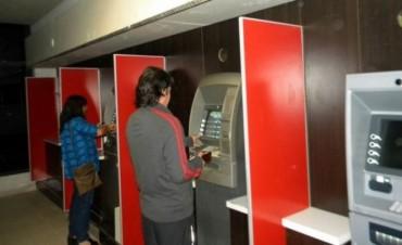 Se comenzó con la instalación de un nuevo Cajero en el Nuevo Banco de Entre Ríos S.A.