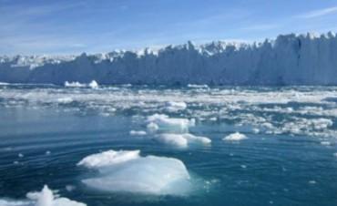 El derretimiento de los glaciares se triplicó en una zona de la Antártida