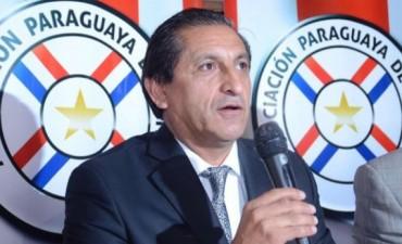 Ramón Díaz, DT de Paraguay: