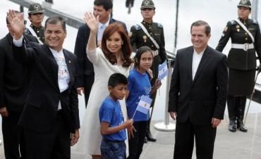 Ecuador: Quedó inaugurada la nueva sede de la Unasur llamada