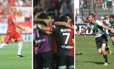Argentinos Juniors, San Martín y Colón ya son de Primera
