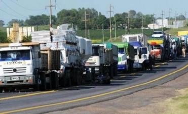 A partir de las 18 comienza la restricción de camiones en rutas nacionales
