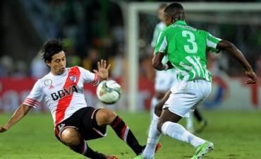 River va por el título en la Copa Sudamericana ante Atlético Nacional de Medellín