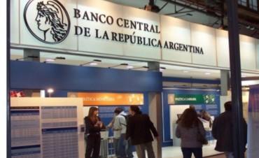 Las reservas internacionales del BCRA superan los U$S29 mil millones
