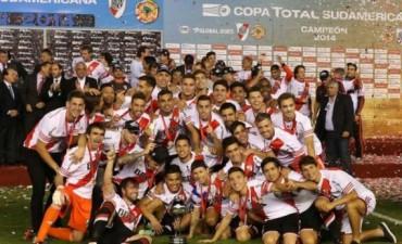 Para la historia: River Campeón de la Sudamericana en 10 imágenes