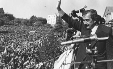 Federal celebra los 31 años de Democracia