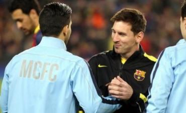 Agüero y Messi volverán a enfrentarse en los octavos de la Champions