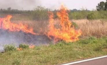 Prohíben realizar quemas por dos meses en la provincia