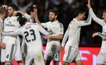 Real Madrid aplastó al Cruz Azul y es finalista del Mundial de Clubes