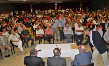La Junta Electoral Municipal proclamó los cargos electivos del departamento