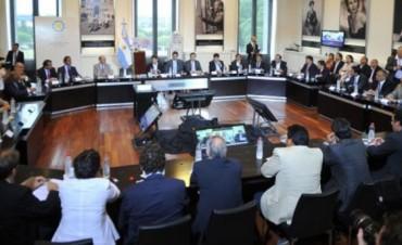 Cristina y gobernadores definieron la estrategia del FpV como oposición