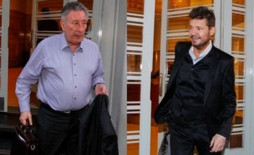 Escándalo: la AFA partida en dos
