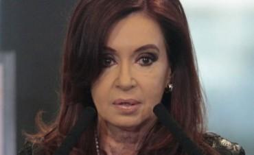Cristina Kirchner ratificó que el traspaso de mando se hará en el Congreso
