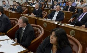 Juraron los nuevos senadores oficialistas y opositores de Entre Ríos