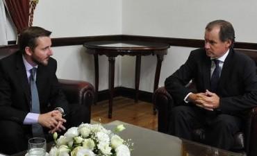 Sergio Granetto se desempeñará al frente de la ATER y Marcelo Casaretto se quedó sin cargo en el nuevo gobierno