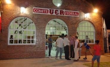 La UCR de Federal se expresó sobre el cambio de Jefe Policial
