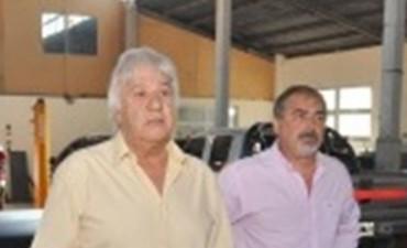 Juan Lallana asumió como director en Vialidad Provincial