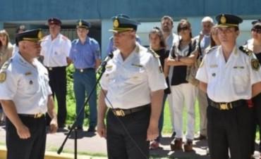 Tras la polémica asumió el nuevo Jefe Departamental de Policía