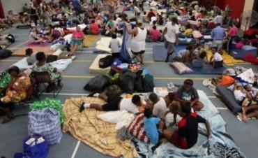 Ya suman 159 las familias afectadas por la creciente en Concordia