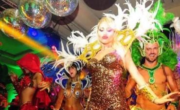 Se realizó la presentación del Carnaval de Gualeguaychú en Buenos Aires