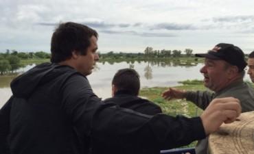 Se agrava la situación en Concordia: hay cuatro mil evacuados y se espera la presencia de ministros nacionales
