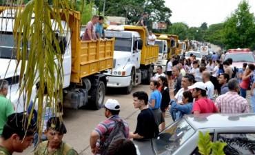 El Ministerio de Salud envió a Entre Ríos personal, medicamentos y equipos