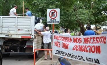 Federal se solidarizo con Concordia