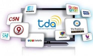 El 6 de enero llega a Federal la Televisión Digital Abierta
