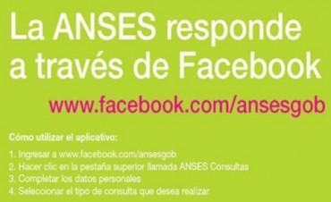 La ANSES a través de Facebook