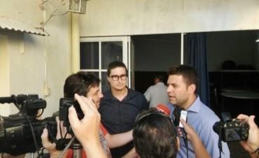 Se presento el Pre-Federal y el Festival en la Ciudad de Galvez