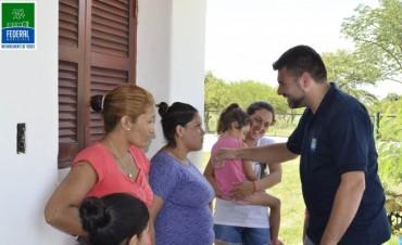 OPERATIVO DE ABORDAJE TERRITORIAL EN EL PARAJE LAS DELICIAS