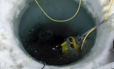 Enviaron una cámara debajo del hielo antártico y el hallazgo fue sorprendente