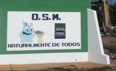 REPARACIONES EN EL EDIFICIO DE OBRAS  SANITARIAS
