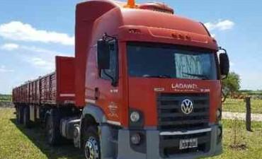 Restringen el tránsito de camiones en rutas nacionales para fin de año