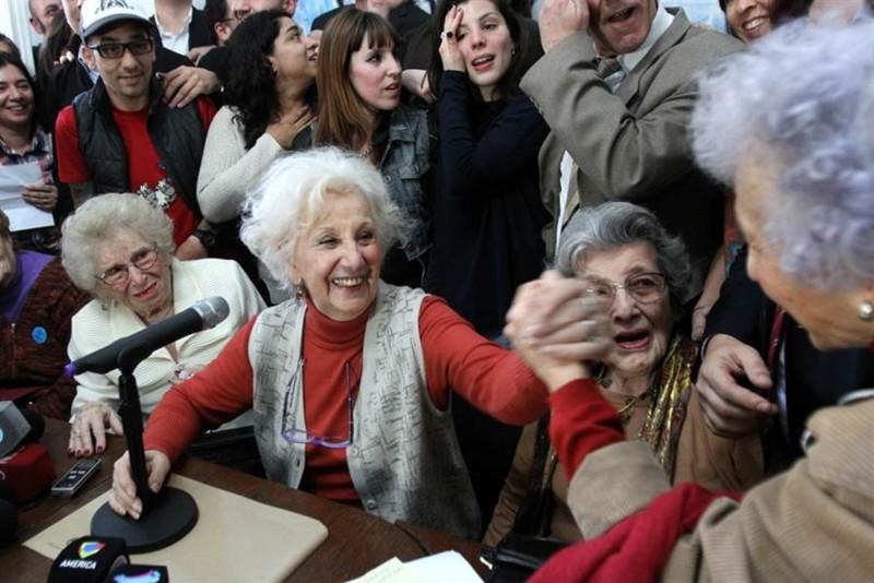 Abuelas de Plaza de Mayo anunció la recuperación de la nieta 126