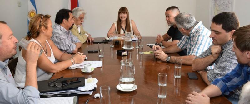 Formarán una comisión de trabajo para fortalecer el sector de anestesistas en la provincia