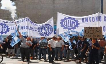 La UOM renunció al Consejo Directivo de la CGT