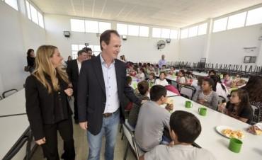 La provincia garantiza el derecho alimentario de más de 60 mil personas