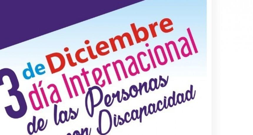 ACTIVIDADES EN EL MARCO DEL DÍA INTERNACIONAL DE LAS PERSONAS CON DISCAPACIDAD
