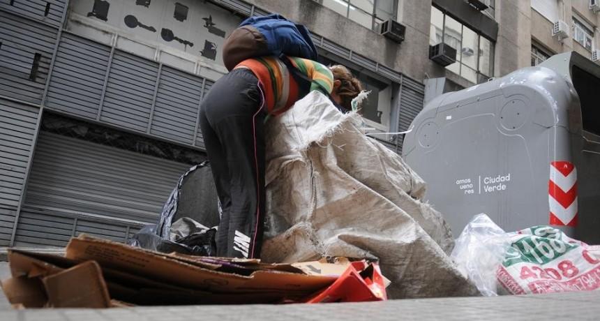Cambiemos aumentó la pobreza al 40,8 por ciento