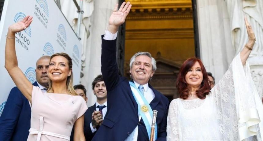 Punto por punto, el discurso de Alberto Fernández como presidente