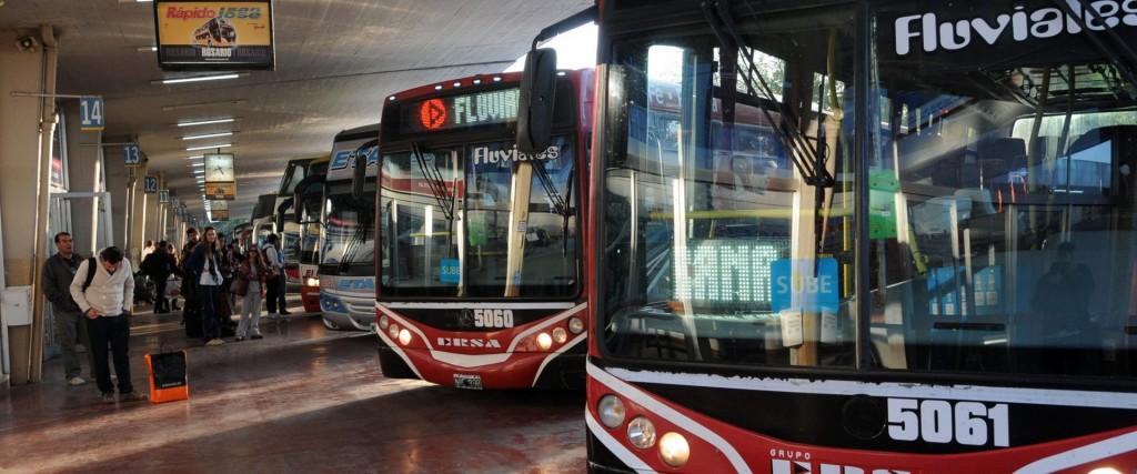 A partir del lunes regresa el servicio de transporte de pasajeros a nivel nacional a Entre Ríos