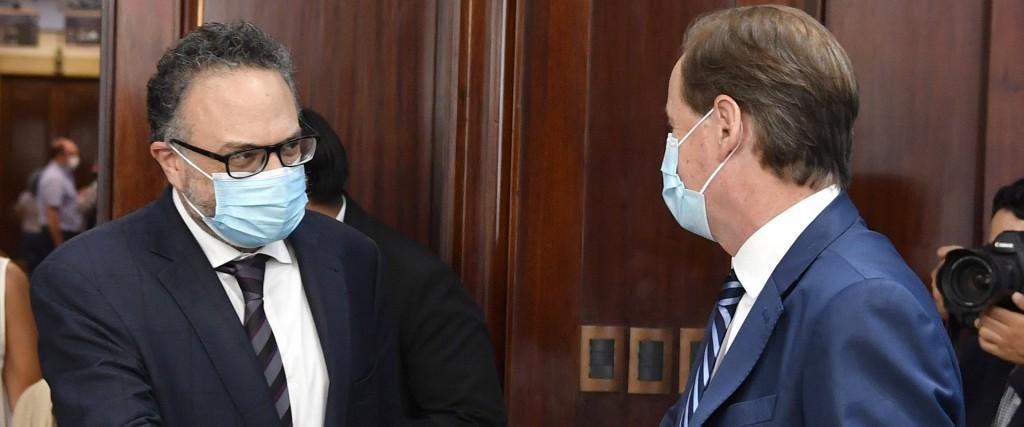 Los Gobiernos nacional y entrerriano presentan el primer fondo de inversión ganadero