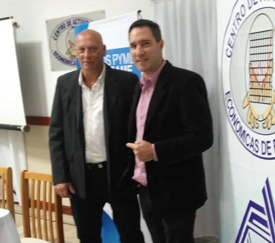 El federalense Silvio Farach es el nuevo Presidente de la Federación Económica de Entre Ríos