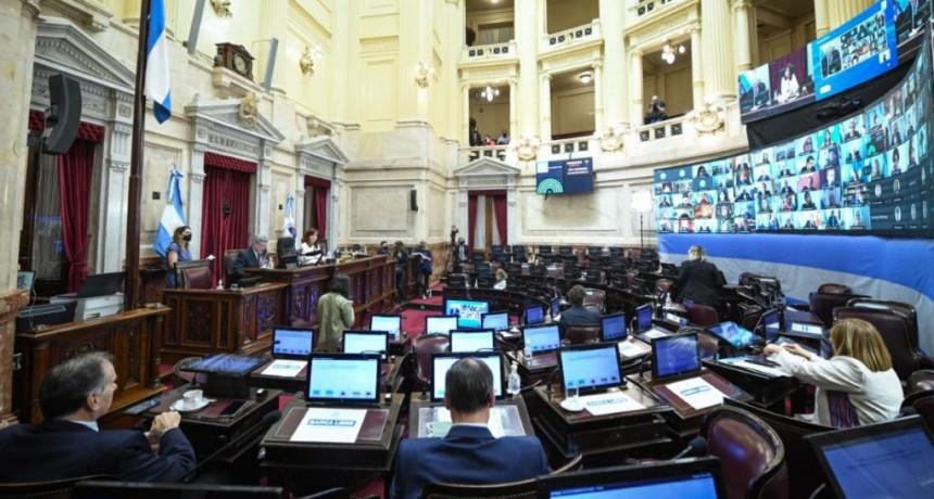 El Senado sancionó el Aporte Solidario a las Grandes Fortunas